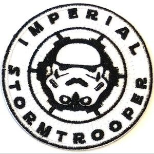 Storm Trooper patch Star Wars Imperial iron on DIY